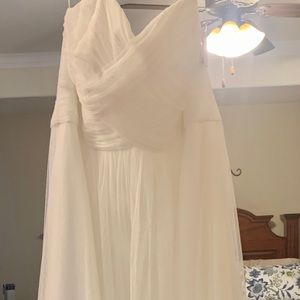 *BNWT* Never Worn David's Bridal wedding dress